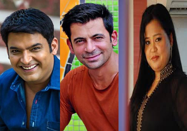 Kapil Sharma Vs Sunil Grover Twitter fight Bharti Singh