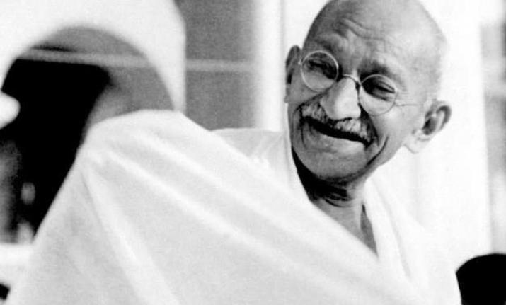Mahatma Gandhi's original letter on Jesus Christ up for