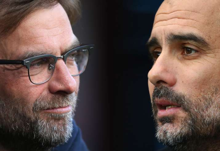 India Tv - Rivalry renewed in UCL Klopp vs Guardiola
