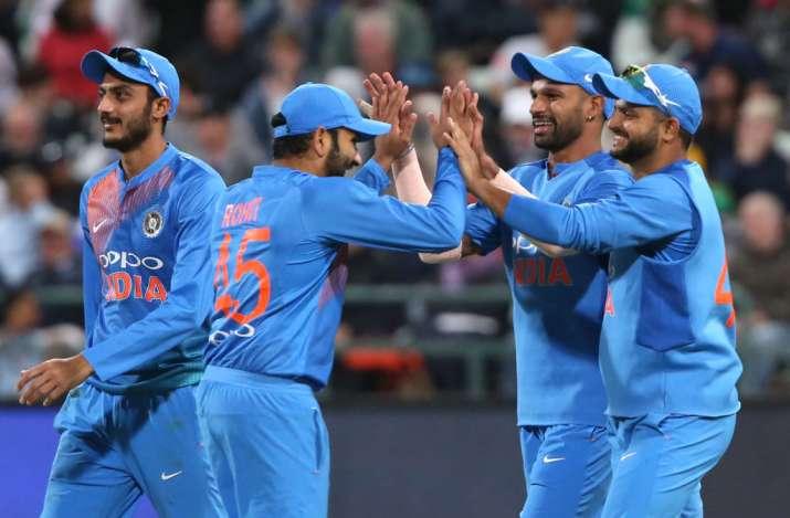 India Tv - A file image of Team India