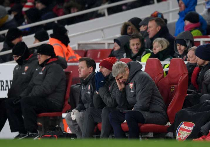 India Tv - Arsene Wenger's job in jeopardy after seven defeats in 2018.