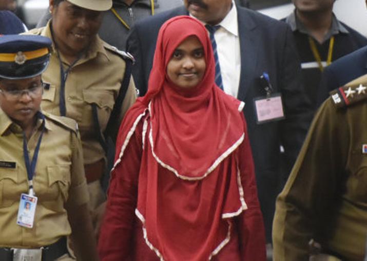 File pic of Hadiya