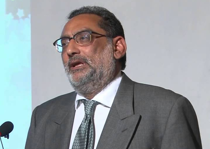 File pic of J&K Finance Minister Haseeb Drabu