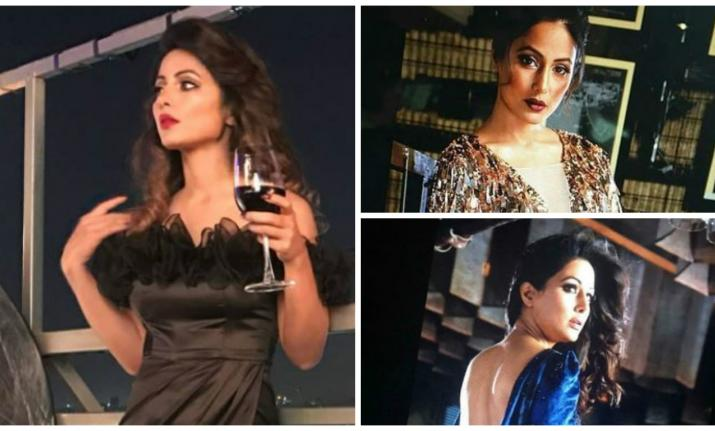 India Tv - Hina Khan photoshoot