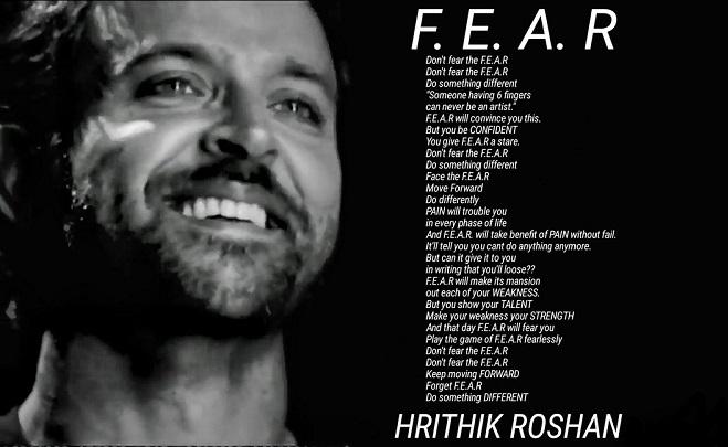Bollywood can't stop praising Hrithik Roshan's poem on son