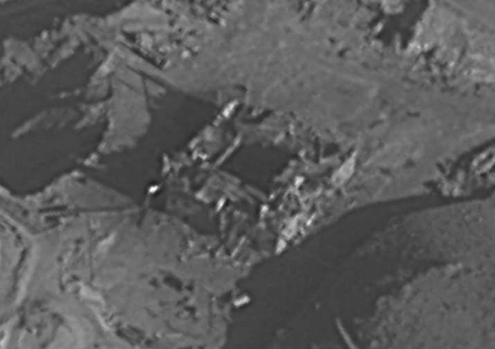 Israeli military confirms it hit Syrian nuclear site in