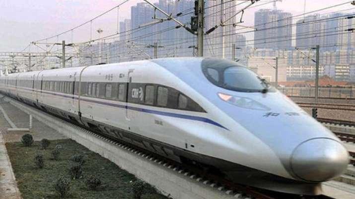 Ahmedabad-Mumbai bullet train: 80% designing of bridges