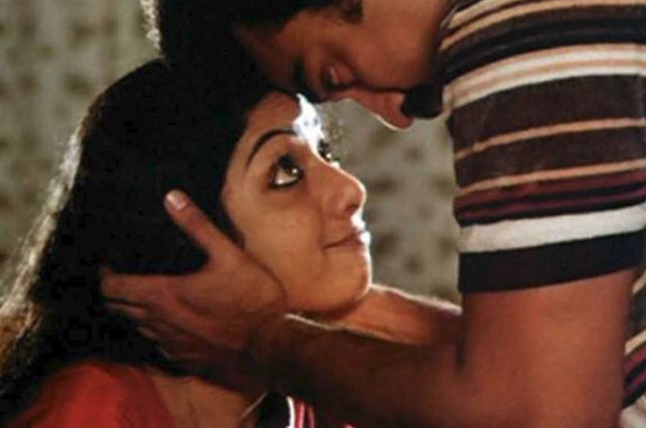 Kamal Haasan, Sridevi