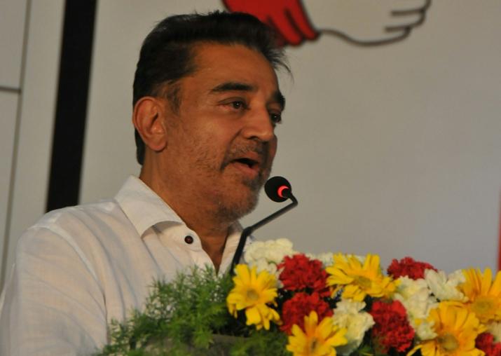 File pic of Kamal Haasan