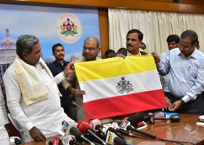 Karnataka CM Siddaramaiah unveils proposed official state