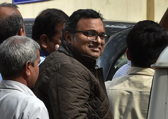 Delhi HC grants interim protection from arrest to Karti