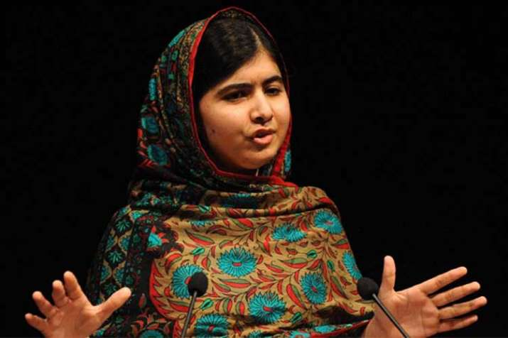 Malala became the youngest recipient of the Nobel Peace