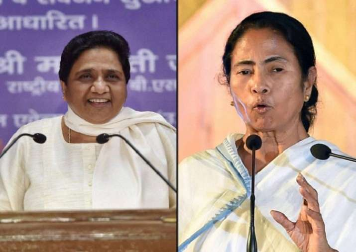Ram Navami clashes: Mayawati accuses Centre of state bias,