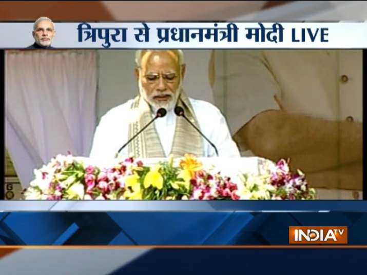 India Tv - PM Modi says this is a historic day