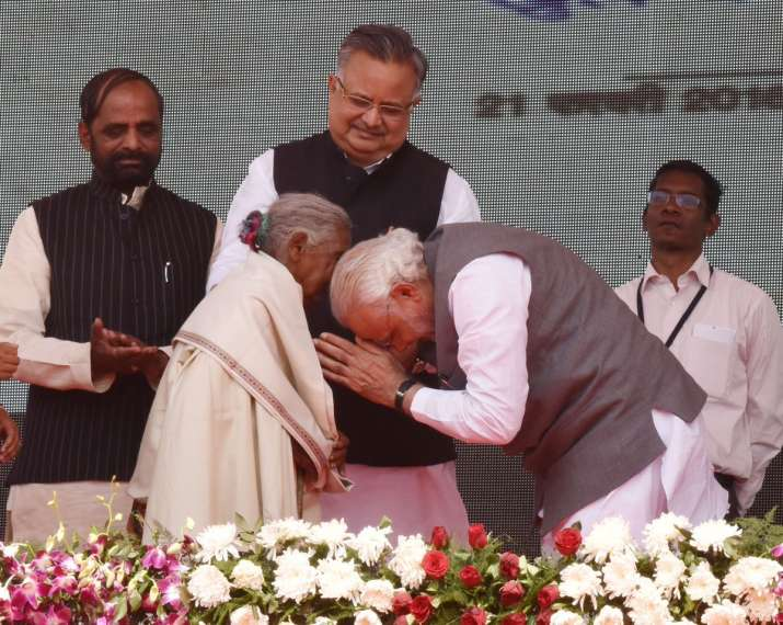 International Women's Day: PM Modi pays homage to oldest