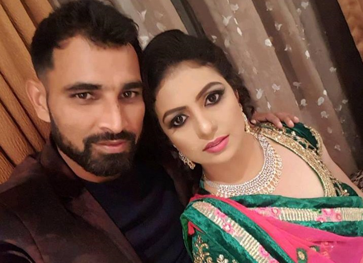 Image result for Mohammed Shami hasin jahan'