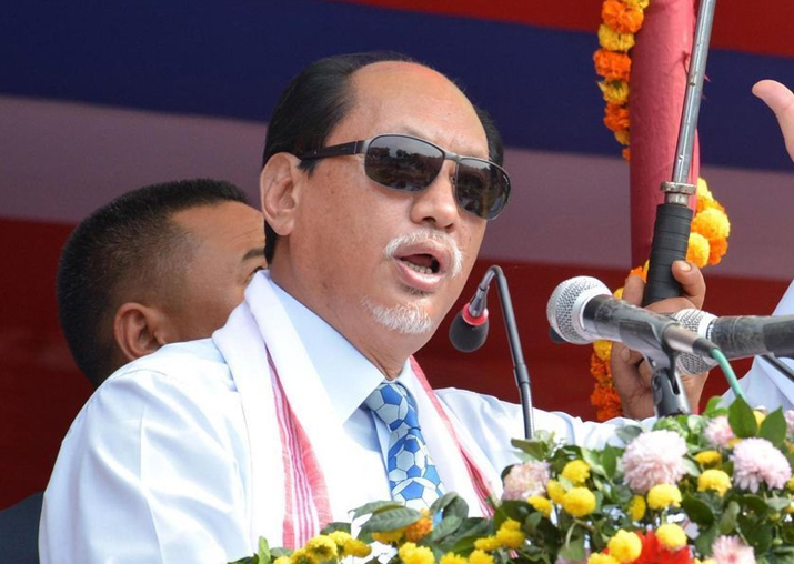 Will work hard to settle Naga political issue, says