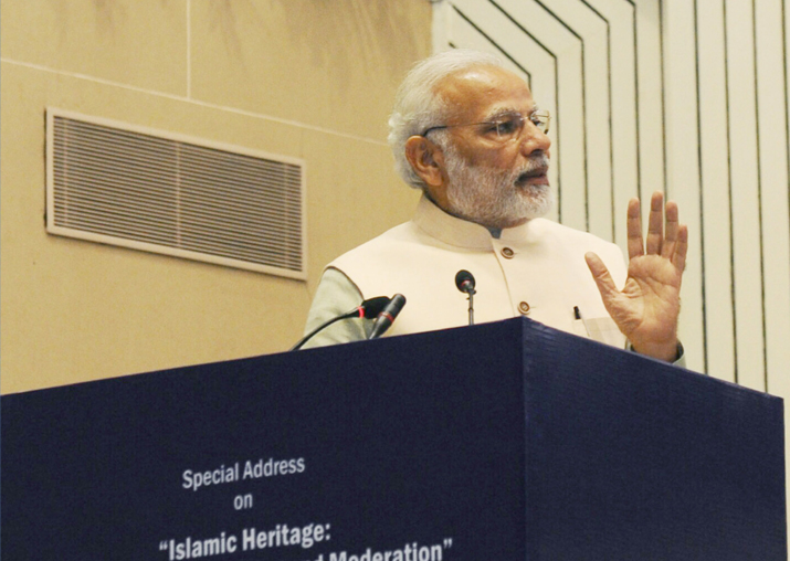 Campaign against terror not aimed at any religion: PM Modi