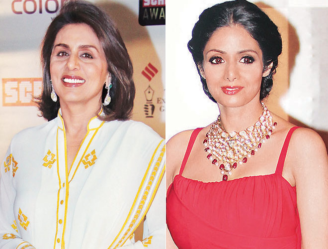 Neetu Kapoor shares this heartfelt picture of Sridevi and