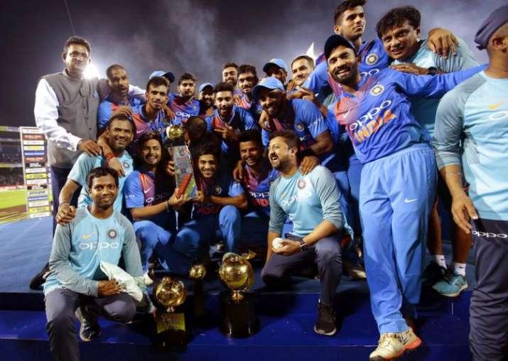 Indian cricket team, Nidahas Trophy