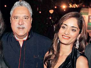India Tv - Both Mallya and Lalwani have been together reportedly for three years now.