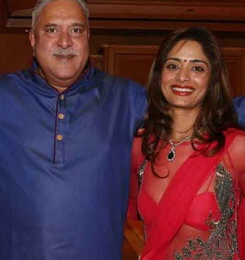 India Tv - Lalwani is apparently much younger to the 62-year-old Mallya.  She is said to have supported Mallya in tough times.
