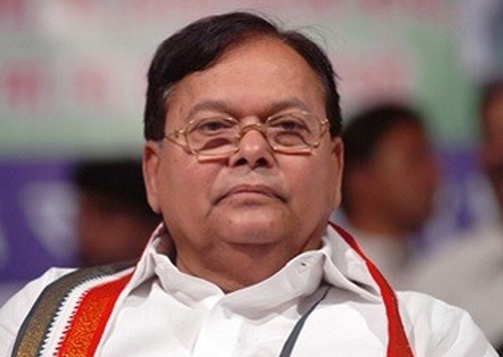 Senior Congress leader Patangrao Kadam dies in Mumbai