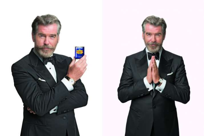 Was'cheated' by pan masala brand: Pierce Brosnan