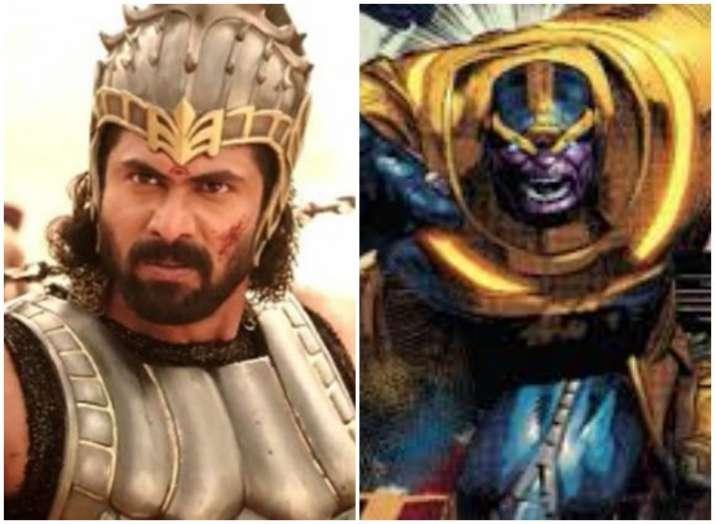 Rana Daggubati to dub for Avengers Infinity War