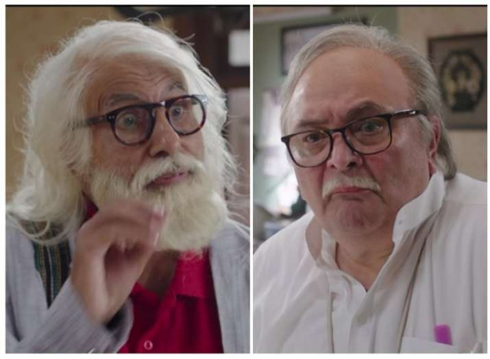 102 not Out director Umesh Shukla on Amitabh Bachchan and