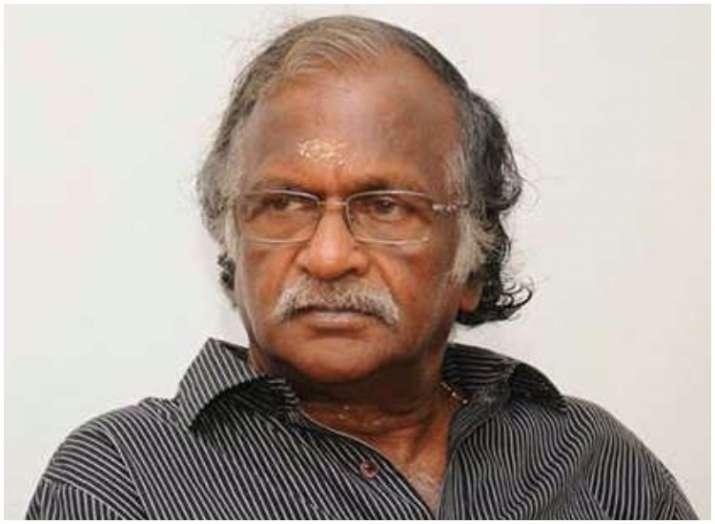 Veteran Malayalam film personality Sreekumaran Thampi bags