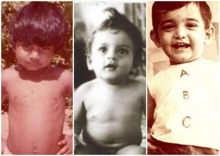 Left- Salman Khan, Center- Shah Rukh Khan, Right- Aamir Khan