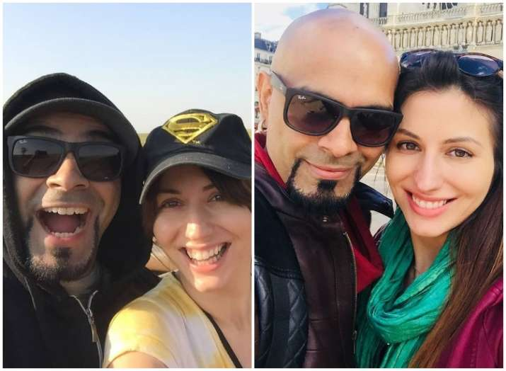 Raghu Ram and Natalie Di Lucio's love story