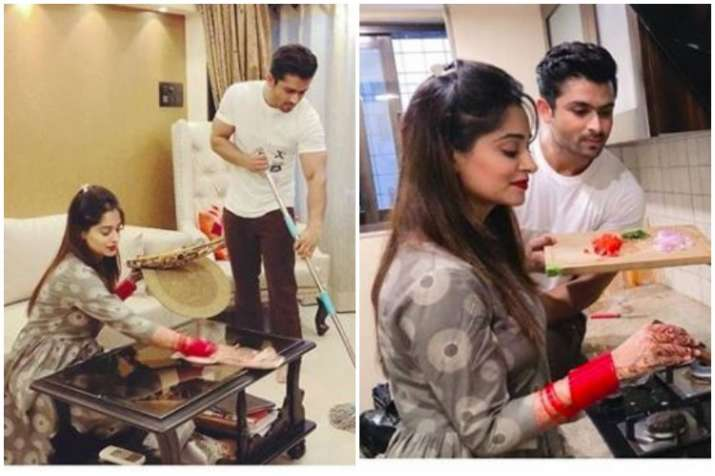 Dipika Kakar and Shoaib Ibrahim\'s \'unofficial wedding vows\' give us ...