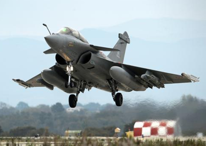 File pic - Congress misleading nation on Rafale deal, says