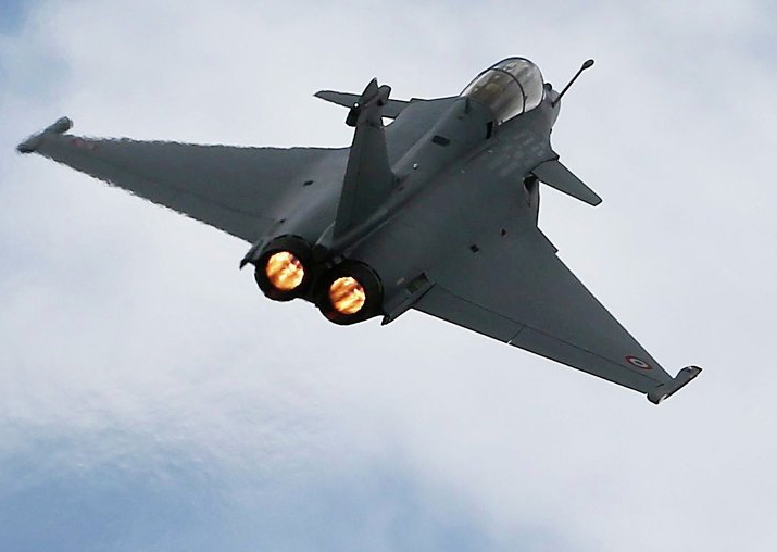 France pitches for another batch of 36 Rafale jets