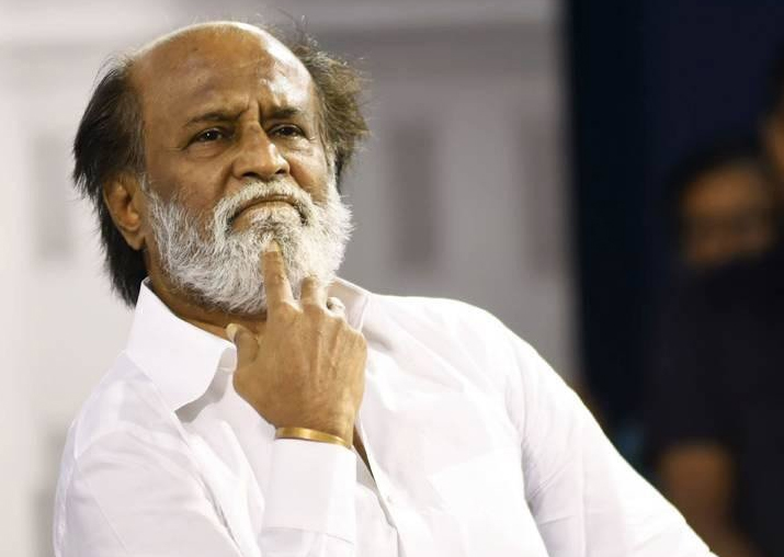 BJP not behind political entry, says Rajinikanth