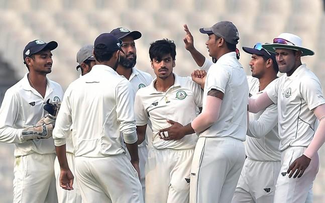 Irani Cup - Vidarbha beat Rest of India