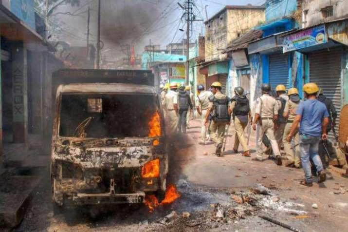India Tv - Raniganj violence