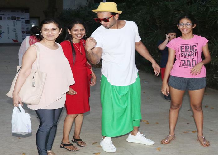 India Tv - Bollywood actor Ranveer Singh
