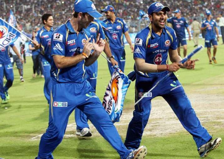 Rohit Sharma shows off dance moves before IPL 2018