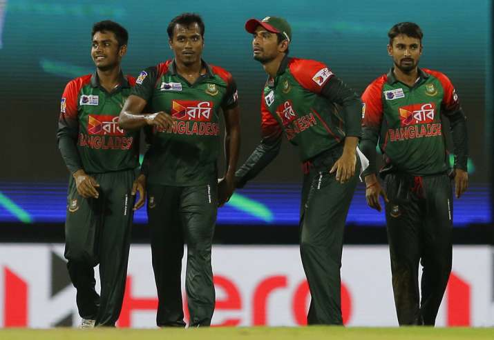 Rubel Hossain seeks apology from fans after loss against India