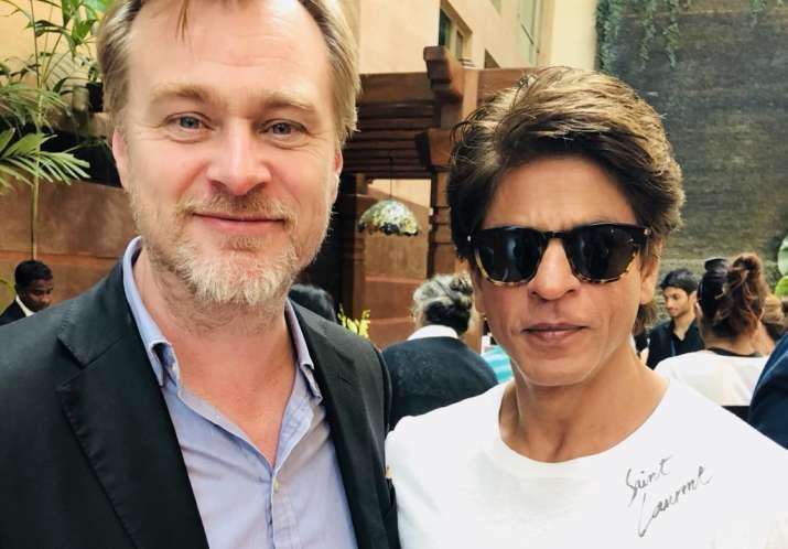 Shah Rukh Khan,Christopher Nolan