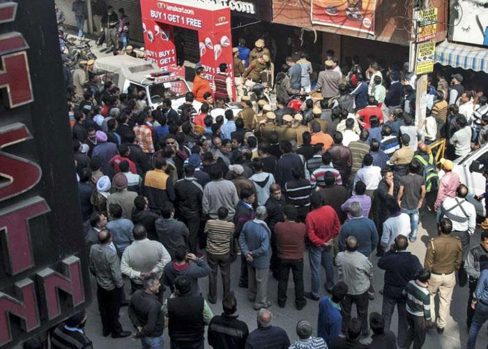 Thousands of traders to hold mega rally at Ramlila Maidan,