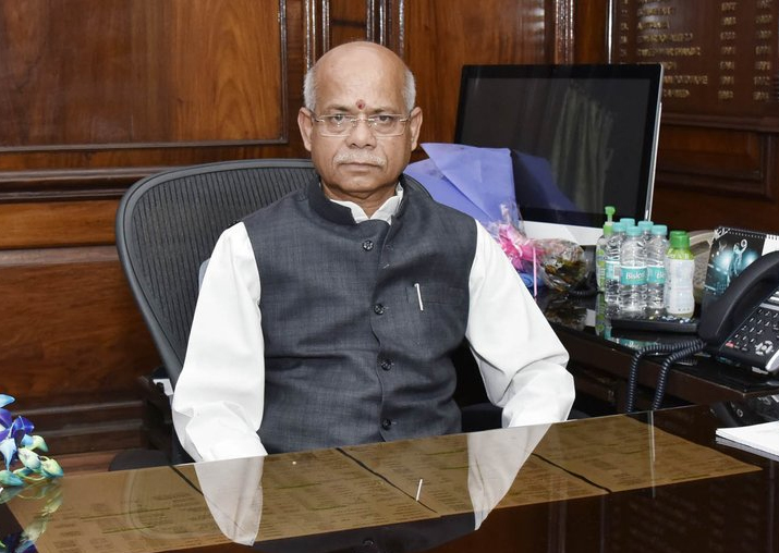 Minister of State for Finance Shiv Pratap Shukla