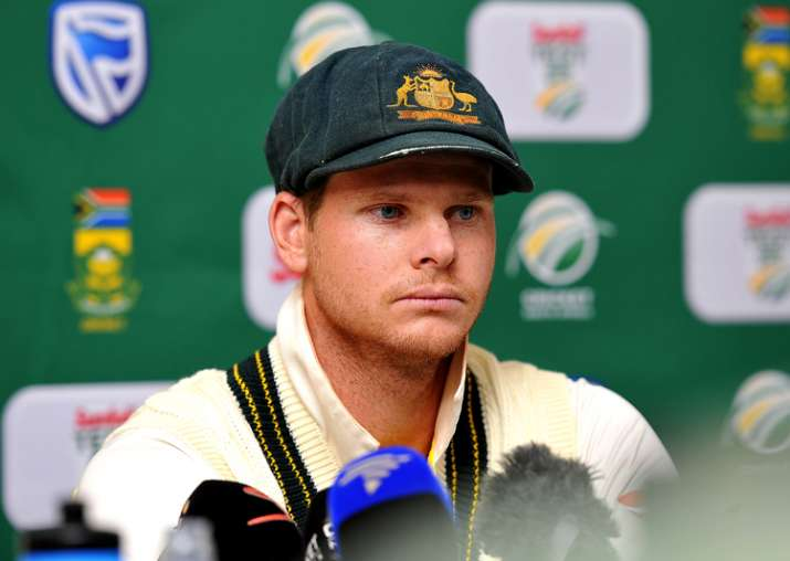 Ball tampering row steve smith david warner australia cricket team