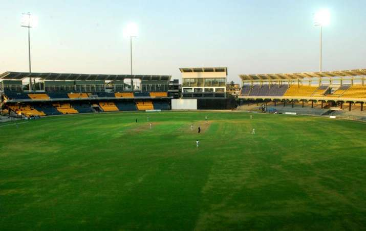 India Tv - A view of the R Premadasa International Stadium in Colombo