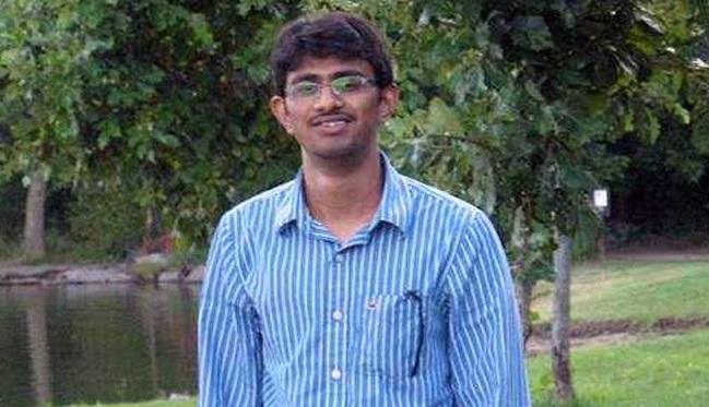 India Tv - File photo of Srinivas Kuchibhotla, the Indian techie, who was killed in Kansas shooting in 2017