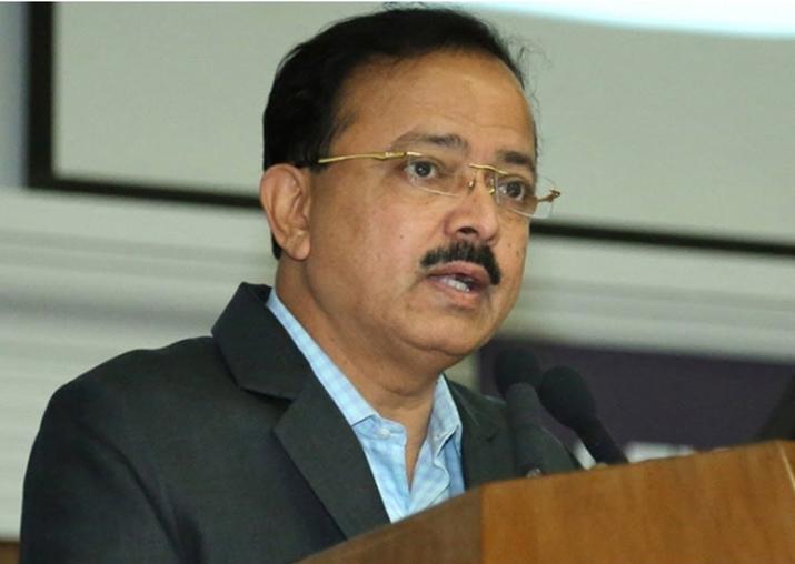 File pic - MoS Defence Subhash Bhamre