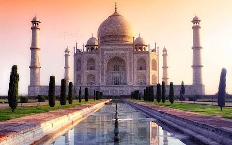 Sunni Waqf board claims ownership of Taj Mahal, SC demands